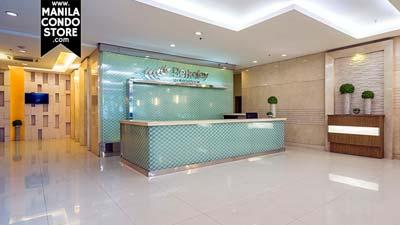 SMDC Berkeley Residences Quezon City Condo Reception