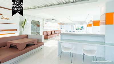 SMDC Berkeley Residences Quezon City Condo Study Room