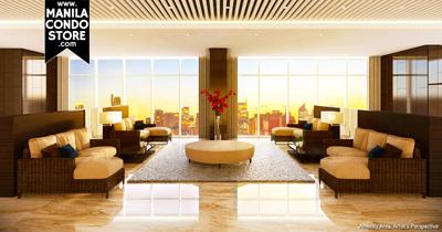 SMDC Coast Residences Pasay Condo Lounge