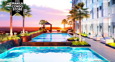 SMDC Coast Residences Pasay Condo Pool