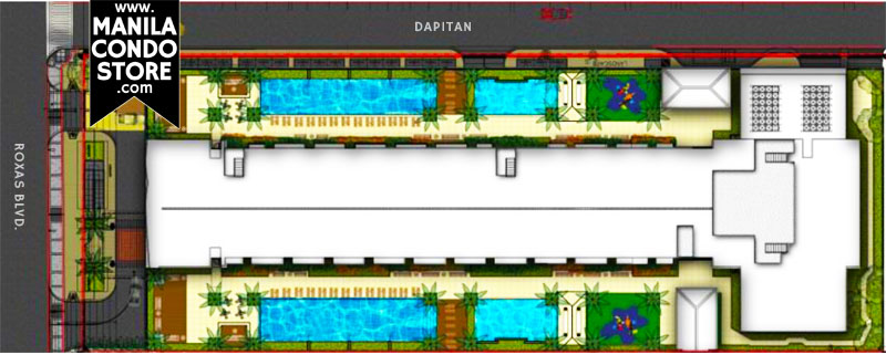 SMDC Coast Residences Pasay Condo Site Development Plan