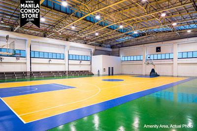 SMDC Grass Residences Quezon City Condo Court
