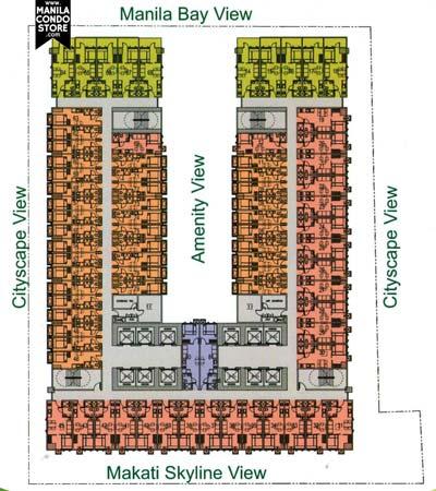 SMDC Green Residences Manila Condo Floor Plan