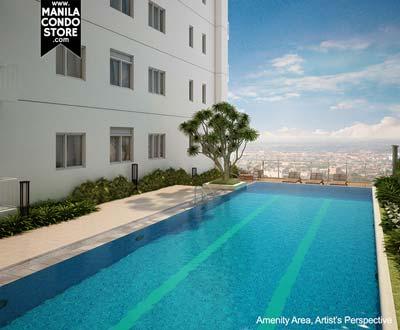 SMDC Green Residences Manila Condo Pool