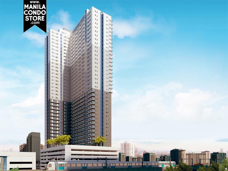 SMDC Mezza 2 Residences Quezon City Condo Building Facade