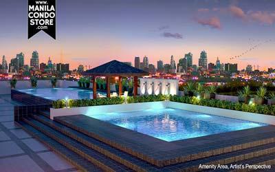 SMDC Mezza 2 Residences Quezon City Condo Pool