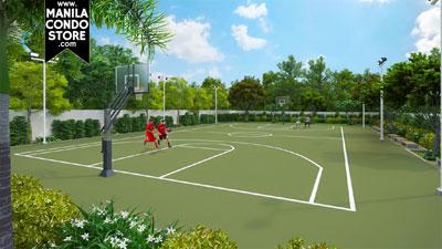 DMCI Homes Prisma Residences Pasig Condo Basketball court