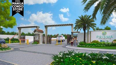 DMCI Homes Prisma Residences Pasig Condo Guard house