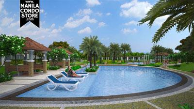 DMCI Homes Prisma Residences Pasig Condo Lounge pool
