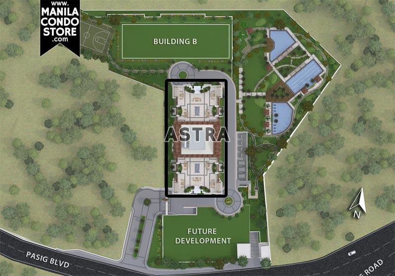 DMCI Homes Prisma Residences Pasig Condo Site Development Plan