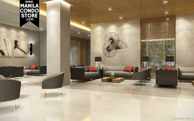 SMDC S Residences Mall of Asia Condo Lobby