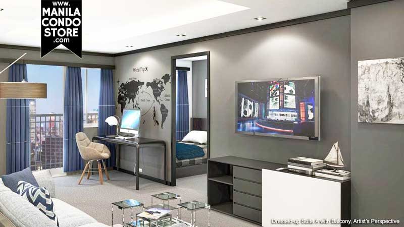 SMDC S Residences Mall of Asia Condo Model Unit