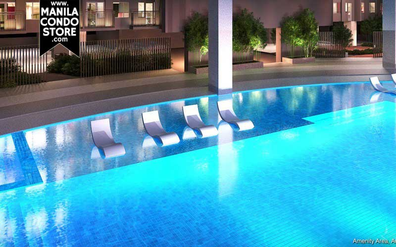 SMDC S Residences Mall of Asia Condo Pool