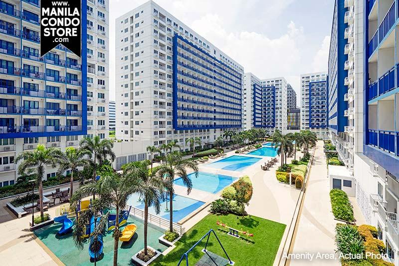 SMDC Sea Residences Mall of Asia Condo Amenities