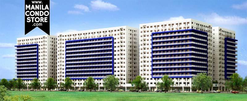 SMDC Sea Residences Mall of Asia Condo Building Facade