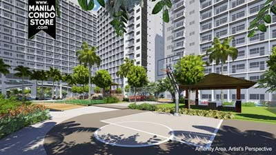 SMDC Shore Residences Mall of Asia Condo Court