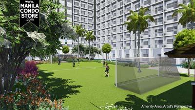 SMDC Shore Residences Mall of Asia Condo Field