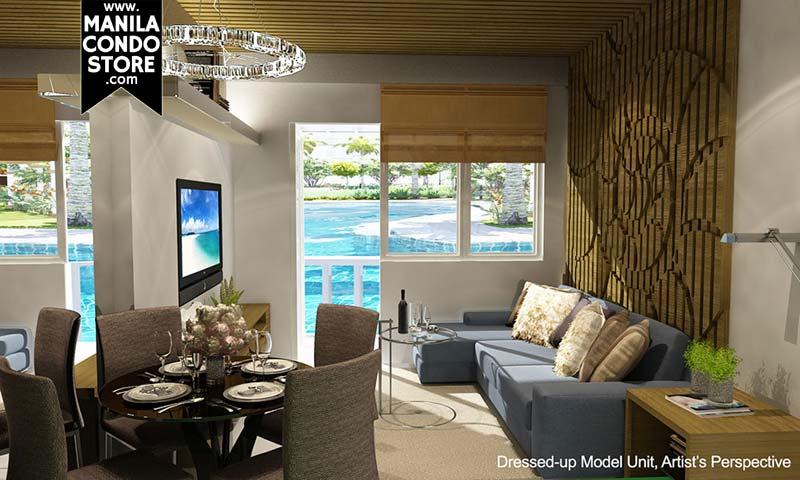 SMDC Shore Residences Mall of Asia Condo Model Unit