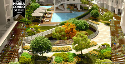 SMDC Vine Residences Quezon City Condo Amenity
