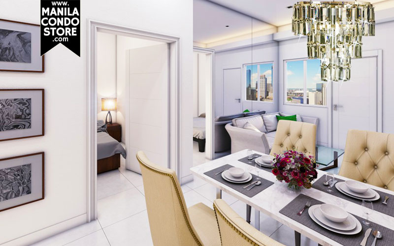SMDC Vine Residences Quezon City Condo Model Unit