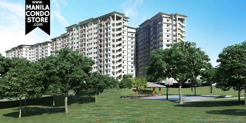 SMDC Vine Residences Quezon City Condo Garden