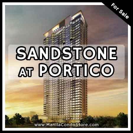 Alveo Sandstone at Portico Pasig Condo