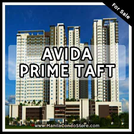 Avida Towers Prime Taft De La Salle University Condo