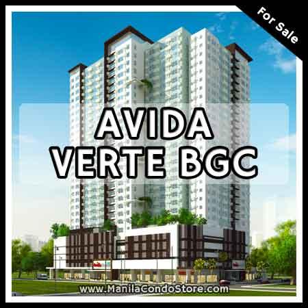 Avida Towers Verte BGC Taguig Condo