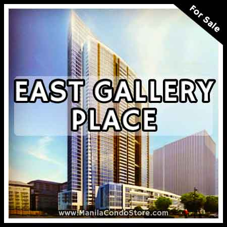 Ayala Land Premier East Gallery Place BGC Condo