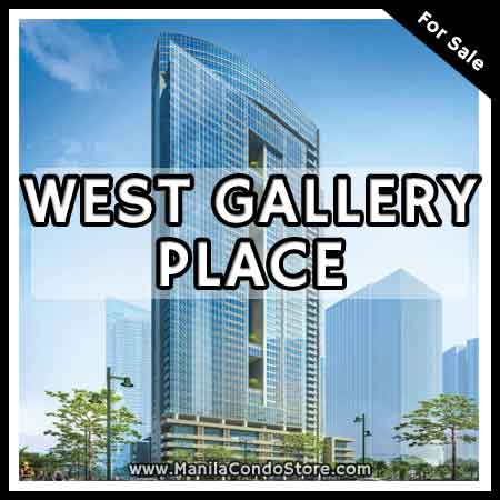 Ayala Land Premier West Gallery Place BGC Condo