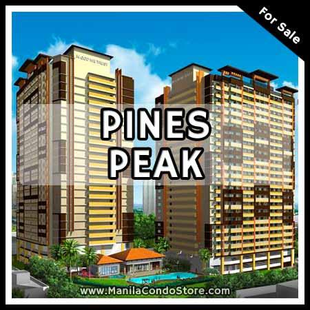 Cityland Pines Peak Mandaluyong Condo