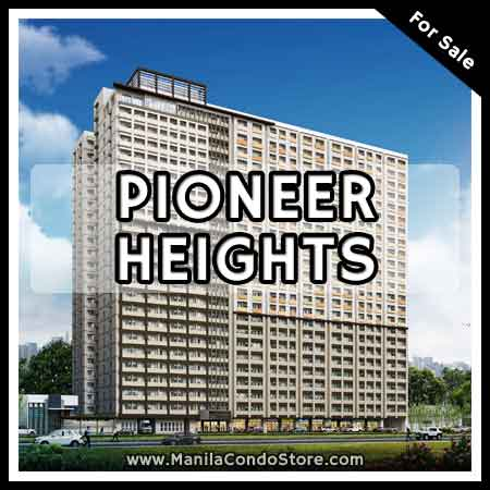 Cityland Pioneer Heights Mandaluyong Condo