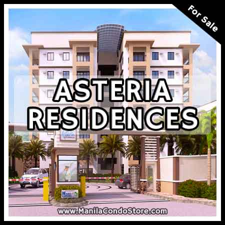 DMCI Homes Asteria Residences Sucat Paranaque Condo