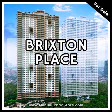 DMCI Homes Brixton Place Kapitolyo Pasig Condo
