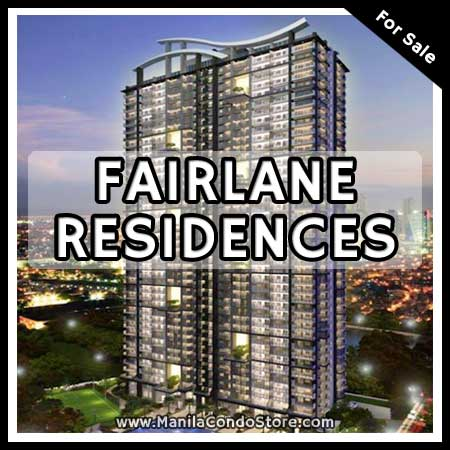 DMCI Homes Fairlane Residences Kapitolyo Pasig Condo