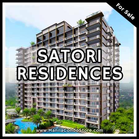 DMCI Homes Satori Residences Santolan Pasig Condo