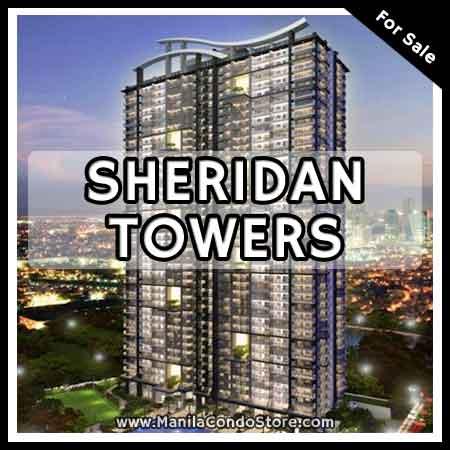 DMCI Homes Sheridan Towers Mandaluyong Condo