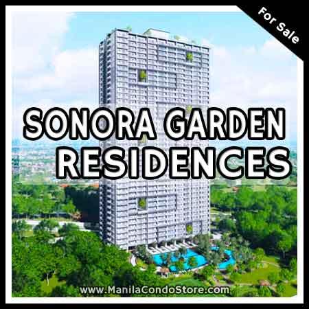 DMCI Homes Sonora Garden Residences Robinsons Las Pinas Condo