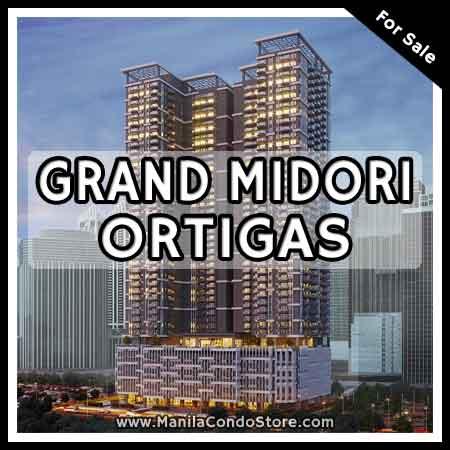 Federal Land Grand Midori Ortigas Pasig Condo