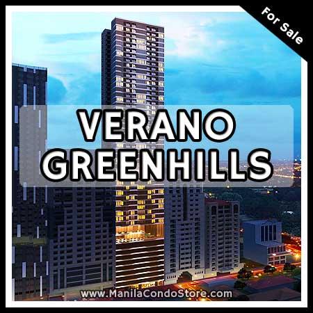 Grand Taipan Verano Greenhills San Juan Condo