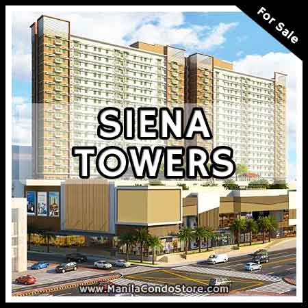 Horizon Land Siena Towers Marikina Condo