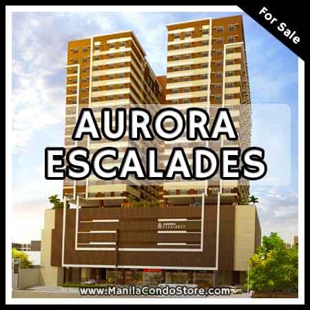 Robinsons Communities Aurora Escalades Cubao Condo