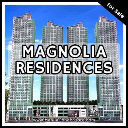 Robinsons Magnolia Residences New Manila QC Condo