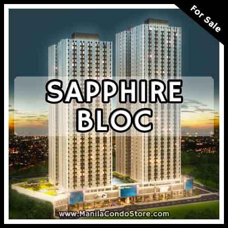 Robinsons Residences Sapphire Bloc Ortigas Condo