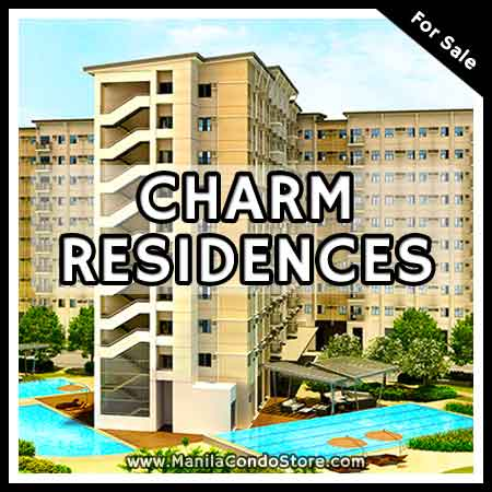 SMDC Charm Residences Cainta Condo