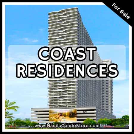 SMDC Coast Residences Roxas Boulevard Pasay Condo