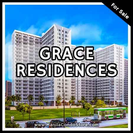 SMDC Grace Residences SM Aura Taguig Condo