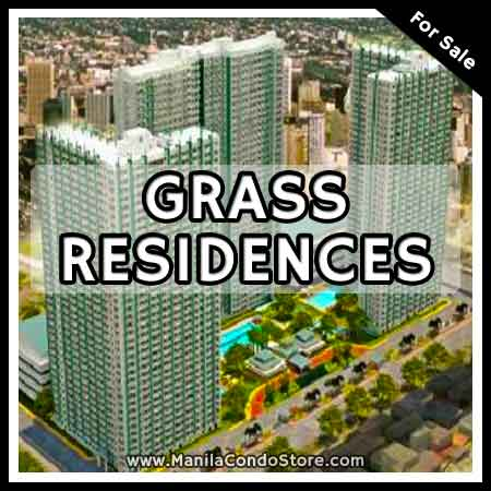SMDC Grass Residences SM North EDSA Quezon City Condo