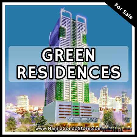 SMDC Green Residences De La Salle University Taft Manila Condo