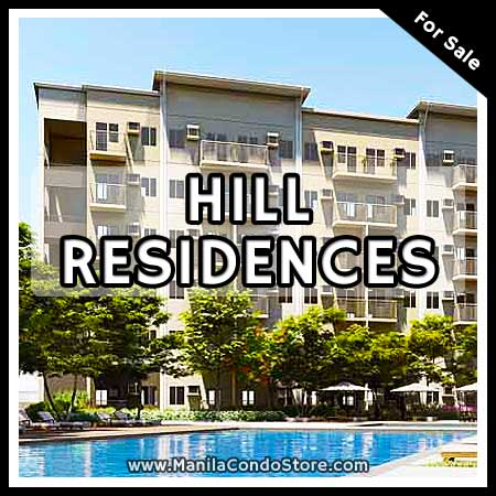 SMDC Hill Residences Novaliches Quezon City Condo
